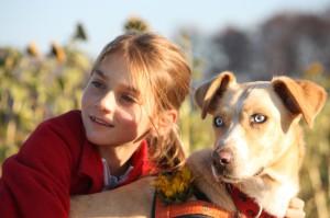 Sophia mit Juca